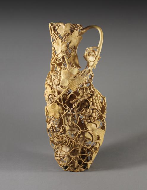 , 'Vase,' 2014, Wood Symphony Gallery