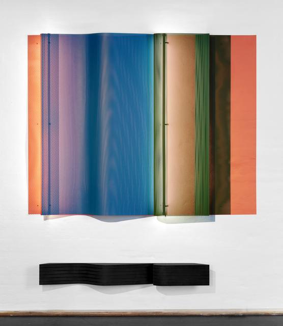 , 'Colour Interference ,' 2018, Møller Witt