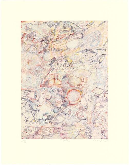 , 'near,' 2014, Universal Limited Art Editions