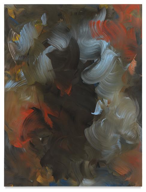 Erin Lawlor, 'world-tree/night', 2019, Miles McEnery Gallery