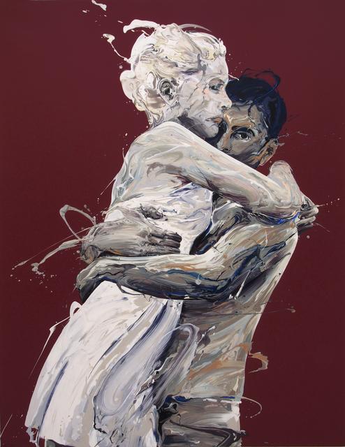 , 'Transcription 45 (Equilibrium),' 2018, Joseph Nease Gallery