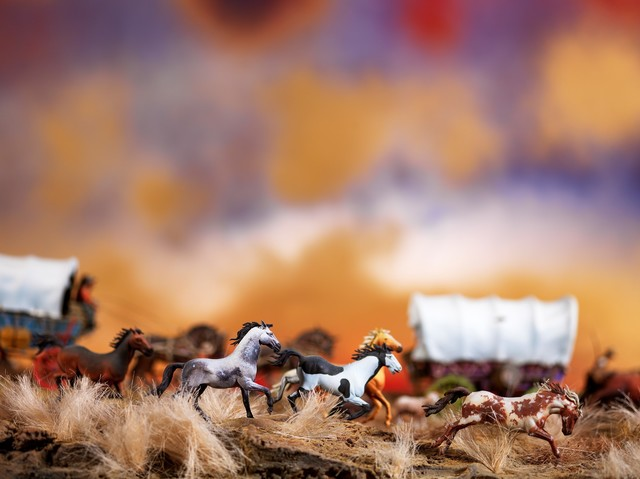 David Levinthal, 'Untitled, from the series History', 2018, Print, Archival pigment print, American Friends of Museums in Israel Benefit Auction
