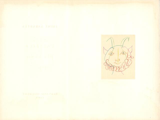 Pablo Picasso, 'From Dans L'Atelier de Picasso', 1959, ArtWise