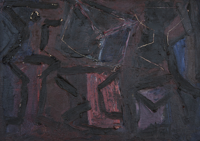 Iberê Camargo, 'Pintura', 1983, Galeria Frente