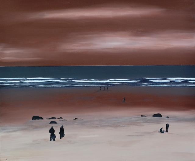 Rosalba Arcilla, 'PORTHMEOR BEACH', 2014, ARTBOX.GALLERY