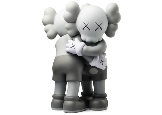 """KAWS, 'KAWS Together """"Grey""""', 2018, Sculpture, Painted Cast Vinyl, New Union Gallery"""