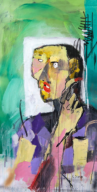 Anthony Lister, 'World War II', 2019, Robert Fontaine Gallery