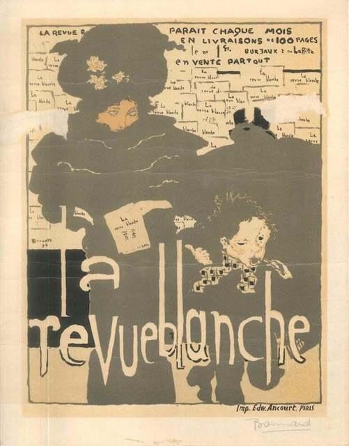 Pierre Bonnard, 'La Revue Blanche - After P. Bonnard', 1951, Wallector