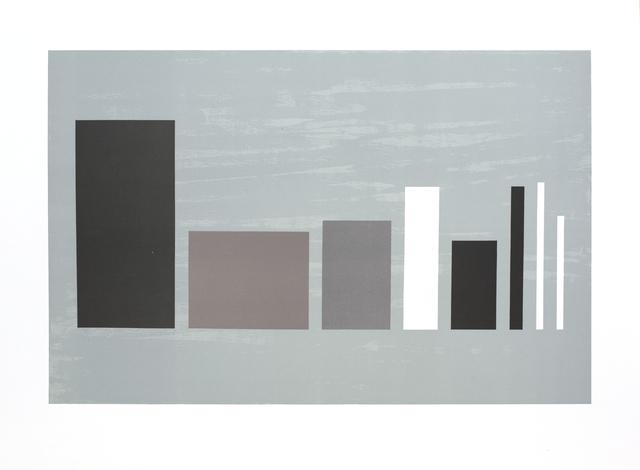 , 'Berlin-Chair unassembled 1,' 2019, Polígrafa Obra Gráfica
