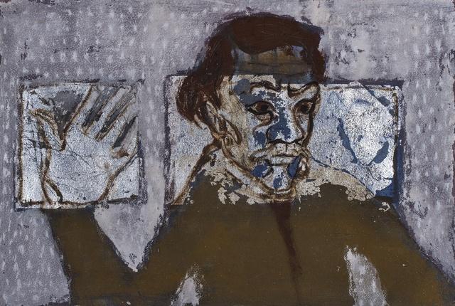 , 'Toledo con Cara de Peruano (Self-Portrait with a Peruvian Face),' 2017, Latin American Masters