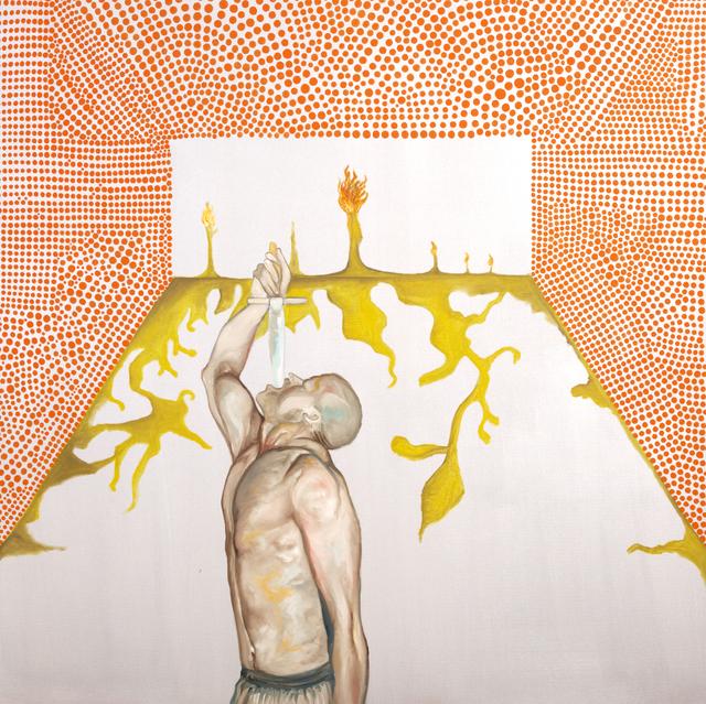 , 'Strike A Pose,' 2018, Ekavart Gallery
