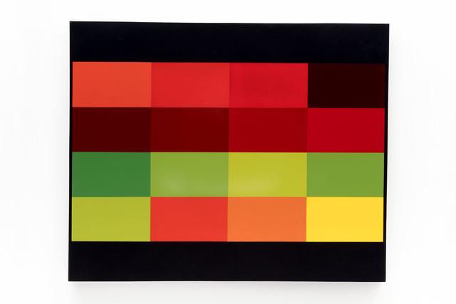 Emilia Azcarate, 'Untitled (Andrés de Islas series)', 2016, Henrique Faria Fine Art