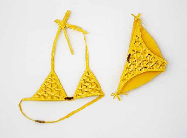 , 'Goyard Bikini,' 2018, Galerie Droste