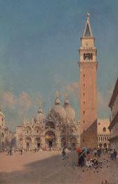Venice, The Piazzetta