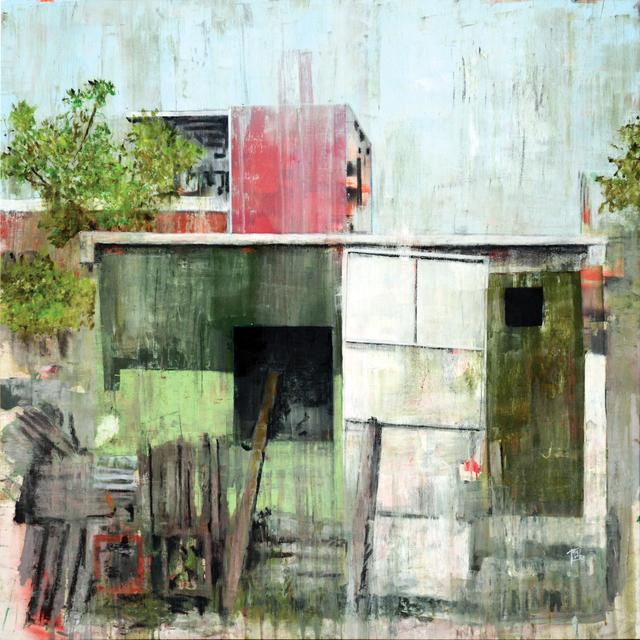 , 'Casa vacía,' 2018, Galería Casa Lamm