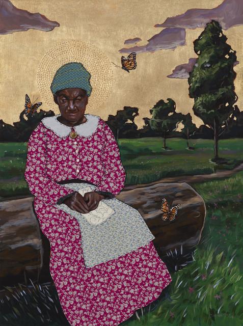 Stephen Towns, 'Portrait of Francis Black', 2018, De Buck Gallery