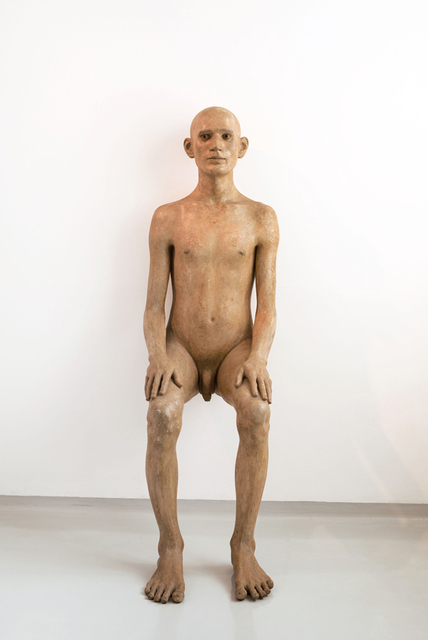 , 'Seated Man,' 1981, Jhaveri Contemporary