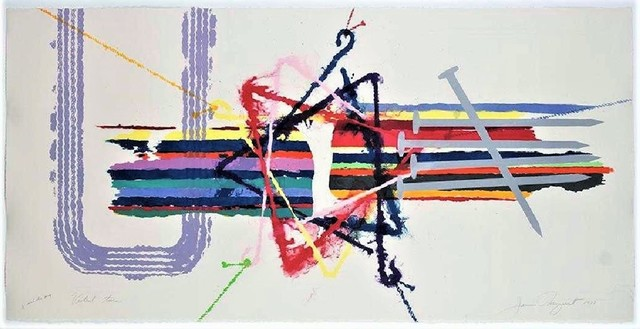 , 'Violent Turn,' 1977, michael lisi / contemporary art