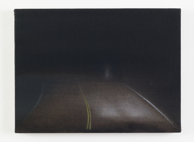 , 'Ghost drive,' 2017, James Fuentes