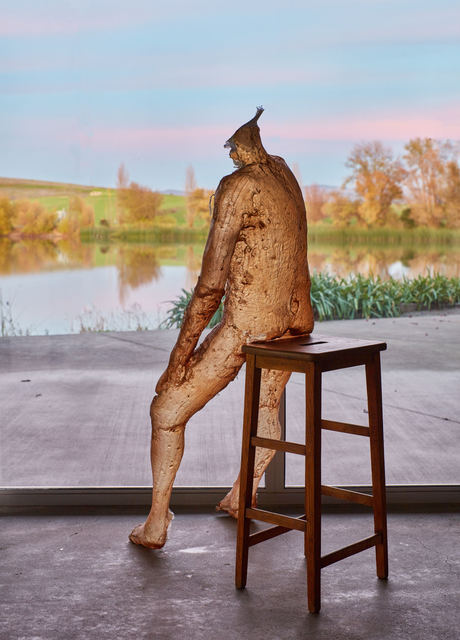 , 'Fragment No. 2 from Seated Male Figure,' 1972, di Rosa