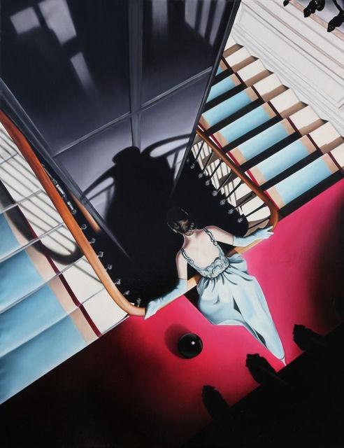 , 'Vertige 7,' 2016, L'Arbre à Plumes