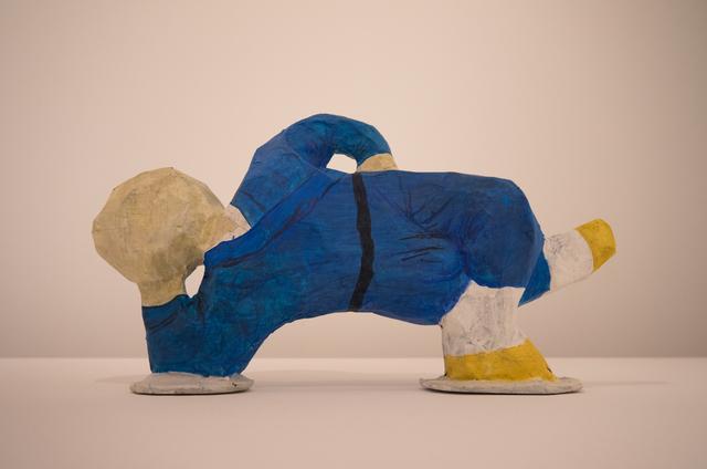 , 'Sleeping Figure No.6,' 2016, Galerie Hugues Charbonneau