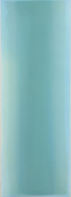 , 'Breathing Light - Greenish Blue,' 2018, Taguchi Fine Art