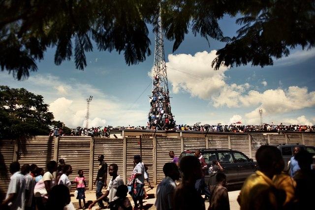 , 'ZIMBABWE  Z 50,' 2012, Galerie Galea