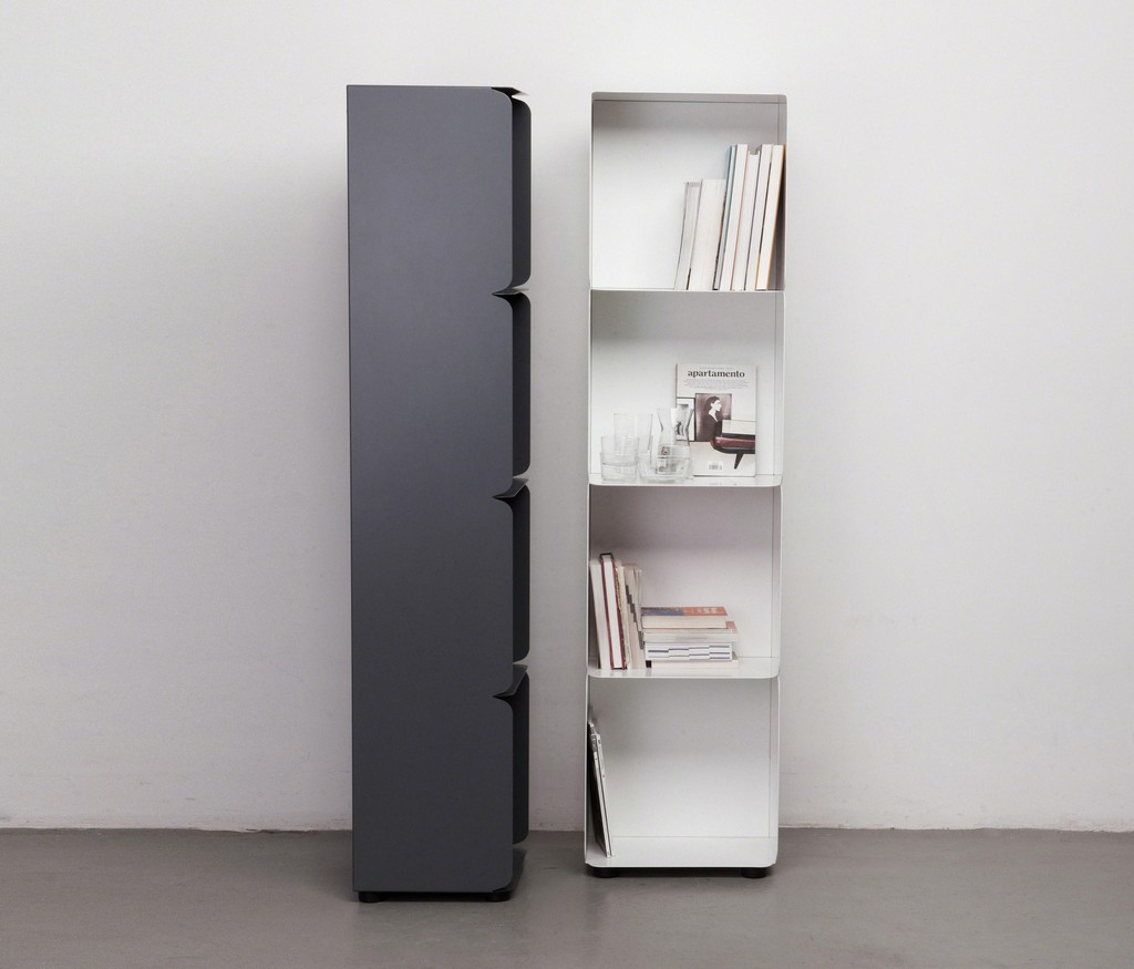 Bookshelf of Nendo - Quodes