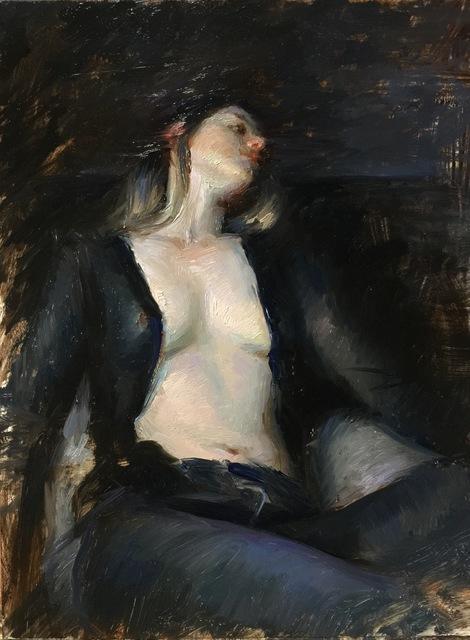 , 'Reclining Light Shapes,' 2017, Gallery 1261