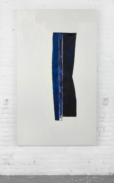 , 'Untitled (Blue Bells),' 2015-2016, Almine Rech