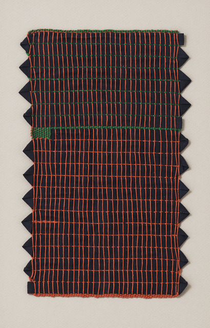 , 'Green Box Grid,' 2011, Alison Jacques Gallery