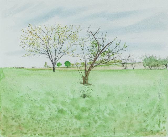 , 'Scent of Green,' 1987, Tufenkian Fine Arts