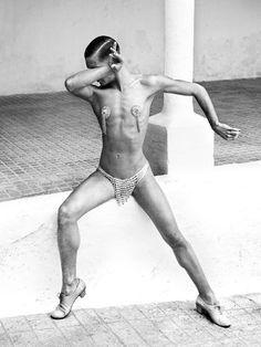 """Ruven Afanador, 'Daniel Rodriguez, """"Alma"""" """"Cortijo Santa Teresa de Hornia""""', 2012, Photography, Selenium Toned Silver Gelatin Photograph, Fahey/Klein Gallery"""