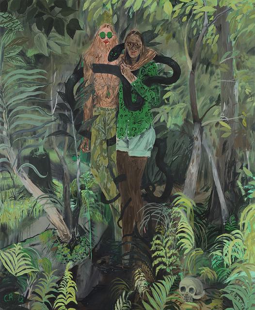 , 'JFF,' 2012, David Risley Gallery