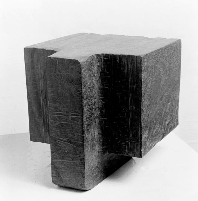 , 'Capitell I,' 1981, Rafael Pérez Hernando Arte Contemporáneo