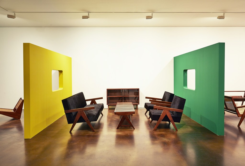 ​Installation view of Le Corbusier, Pierre Jeanneret: Chandigarh, India, 1951-66 at Kukje Gallery K2, Second Floor
