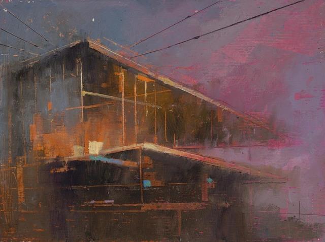 , 'Ledge,' 2017, Sue Greenwood Fine Art