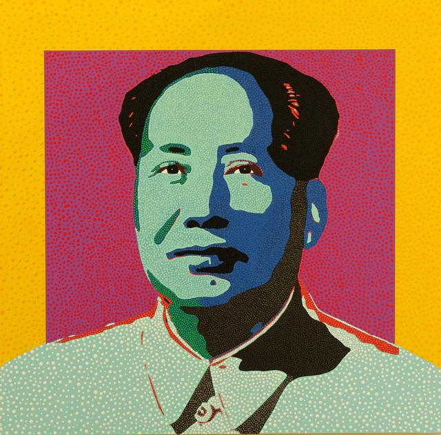 Philip Tsiaras, 'Mao Squared', 2019, HG Contemporary