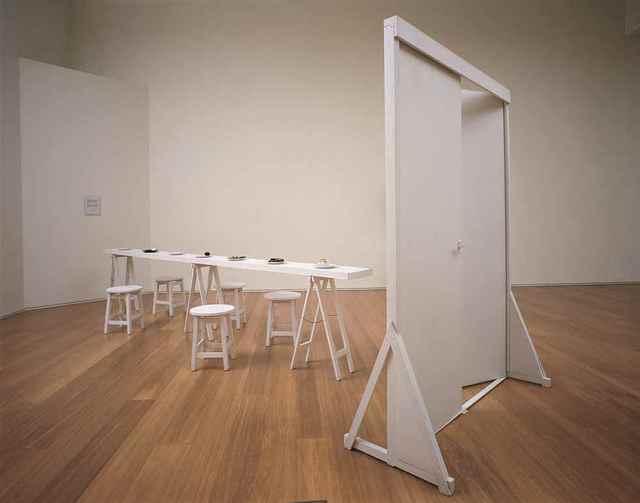 , 'La comida del artista,' 1991, MALBA