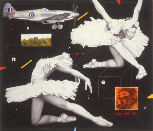 Joseph Piccillo, '#8', 2011, Greg Thompson Fine Art