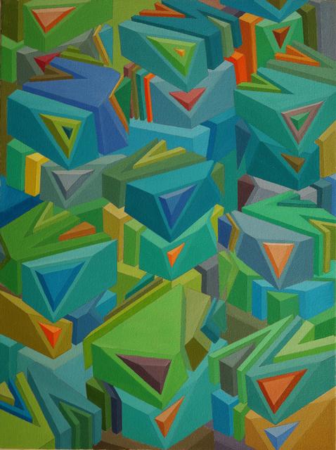 , 'Random pyramid 1,' 2014, Insa Gallery