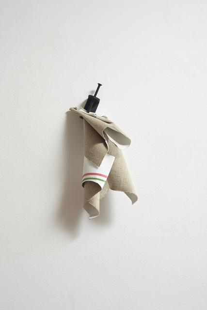 , 'UFO (Unidentified Folding Object),' 2017, Pola Magnetyczne
