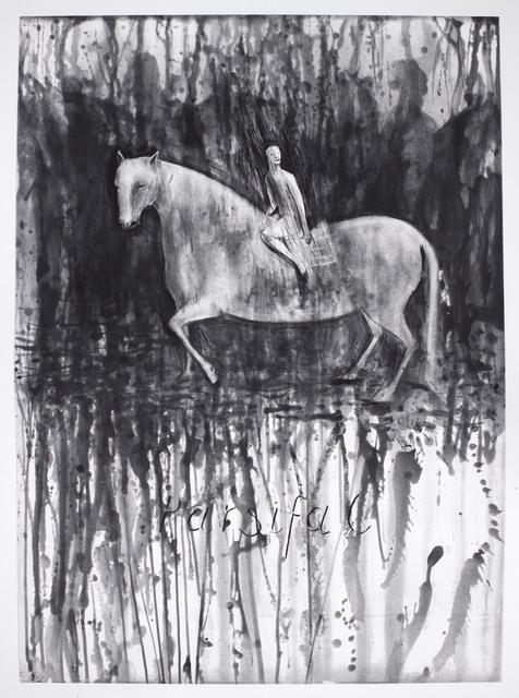 Deborah Bell, 'Parsifal II', 2014, Print, Drypoint, spitbite and sugarlift aquatint, David Krut Projects