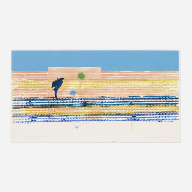 James Rosenquist, 'Window Washer, Glasshouse', 1979, Wright