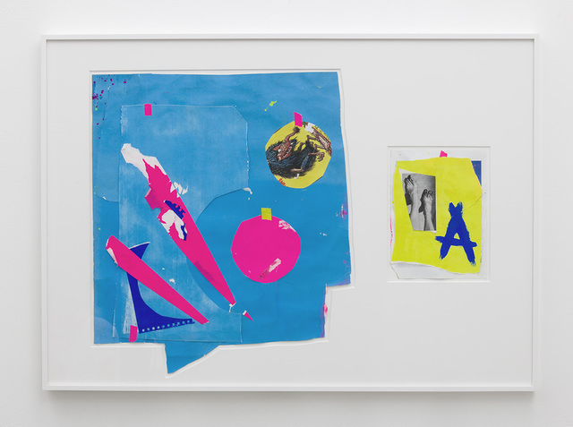 Aaron Curry, 'New Wave Duo Duo and Galaxy Guck', 2018, David Kordansky Gallery