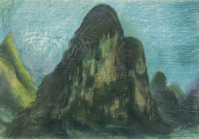 , 'Guilin: Lone Peak,' 2000, Rosamund Felsen Gallery