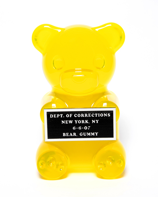 """Whisbe, 'Vandal Gummy 12"""" Translucent Yellow', 2018, A.Style"""