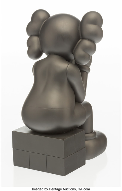 KAWS, 'Companion (Passing Through)', 2013, Other, Painted cast vinyl, Heritage Auctions