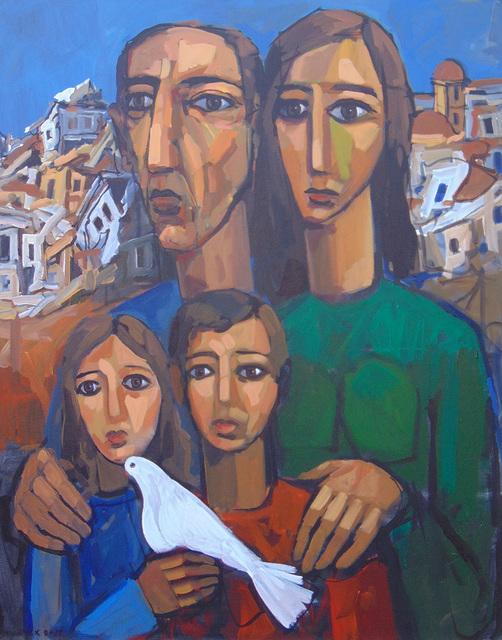Alex Khattab, 'Family Peace', 2019, Diachroniki